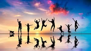 Feeling joy!