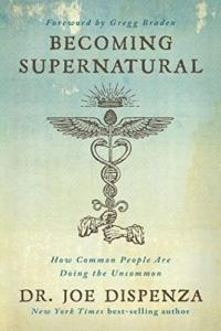 Becoming Supernatural book by Joe Dispenza