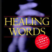 The book Healing Words by Larry Dossey, MD