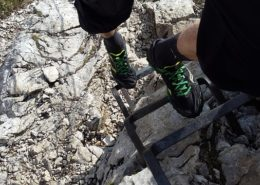 Moving forward, onward and upwards, jsut like a hiker