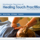 Worlwide Directory of Healing Touch Practioners website navigation Screen Shot